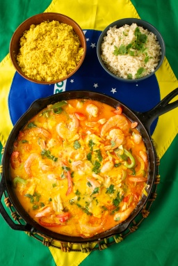 Moqueca (Brazilian Seafood Stew)